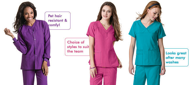 Find the perfect uniform for your business