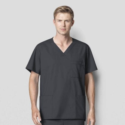 Wonderwink Mens V-Neck Scrub Top WW103