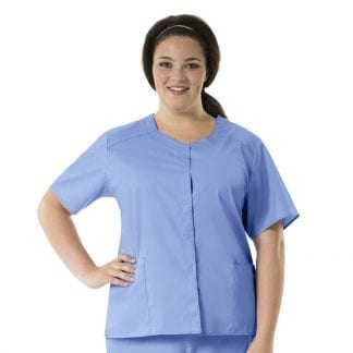 Wonderwink V Neck Scrub Jackets