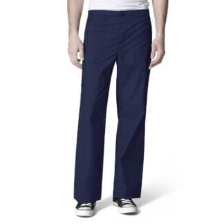 WonderFlex WW5618 Mens Slim Fit Scrub Pants