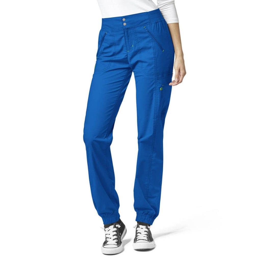 jogger scrub trousers