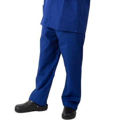 Unisex basic scrub trousers