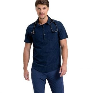Jaanuu Mens Plaid Workwear Shirt, Jaanuu by Dr Neela