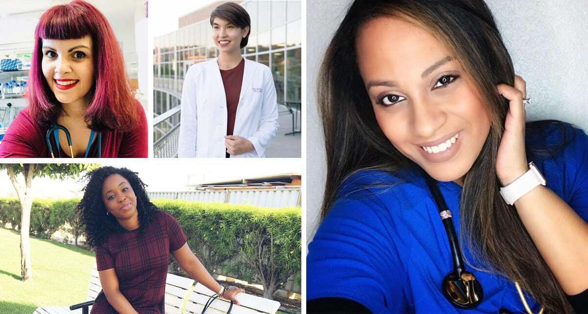 4 Inspirational Medical Professionals To Follow