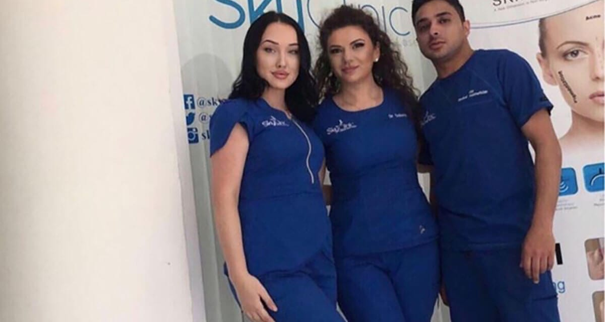 Meet The Laser Treatment Team At Sky Clinic