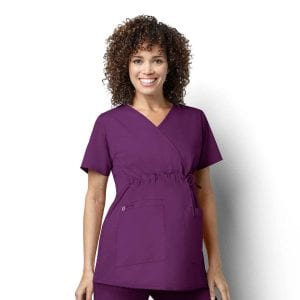 Maternity nursing scrubs