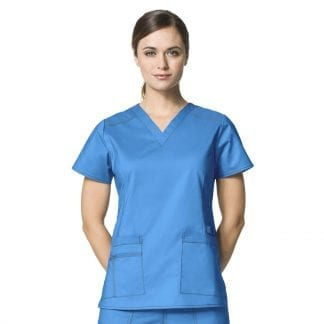 WonderFlex WW6108 Womens Scrub Tops