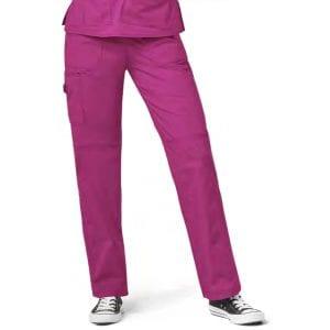 WonderFlex Cargo Trousers Cabaret 5108