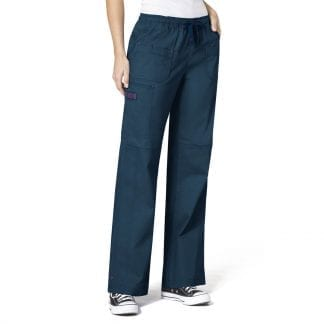 WonderFlex Womens Faith Trousers 5108 Caribbean Blue